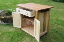 Mobile Sideboard